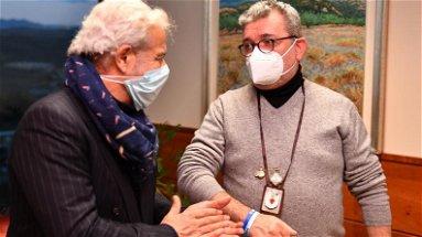 Il vicepresidente Spirlì incontra il commissario Longo: «Ora lavoriamo insieme»