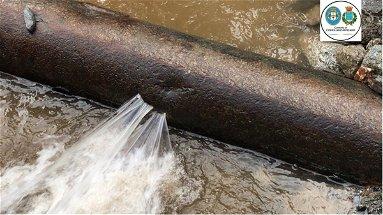 Corigliano Rossano, proseguono i lavori di riparazione sulla rete idrica nel centro storico di Rossano