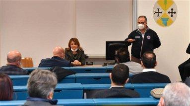 Emergenza alluvioni, tavolo tecnico con l'assessore regionale Catalfamo