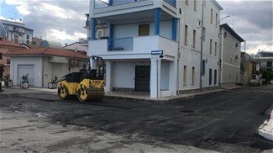 Corigliano-Rossano: iniziati lavori della rete stradale dopo i danni arrecati dal maltempo