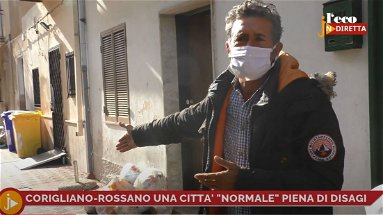 Corigliano-Rossano, una città normale piena di disagi