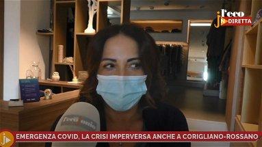 Emergenza Covid, la crisi imperversa anche a Corigliano-Rossano