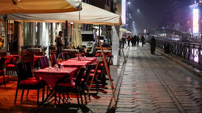 Covid: con la zona gialla in Calabria riaprono 15mila ristoranti