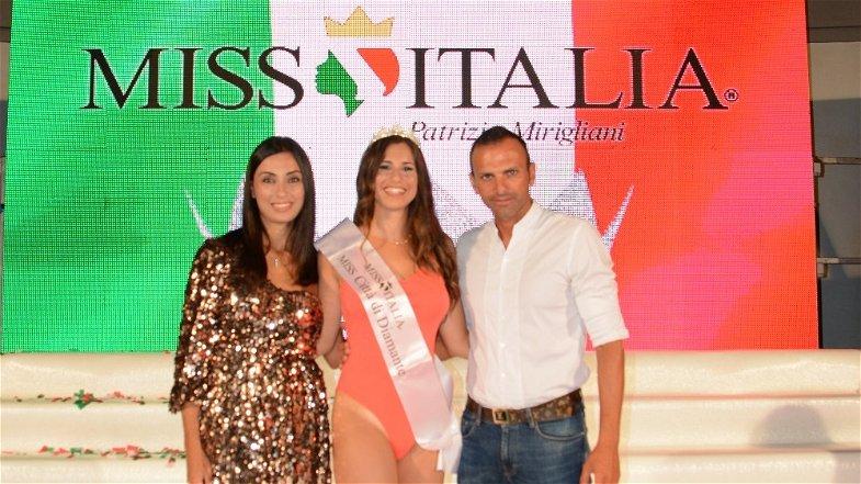 Tutto pronto per la finale di Miss Italia 2020. La calabrese Francesca Tiziana Russo: «Sono emozionatissima»