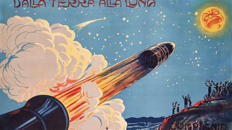 Viaggio sulla luna: atto secondo. Dalla fantasia di Jules Verne all'esplorazione. Saremo tutti turisti sul satellite della terra?