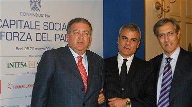 Confindustria Cosenza a Bari per il convegno