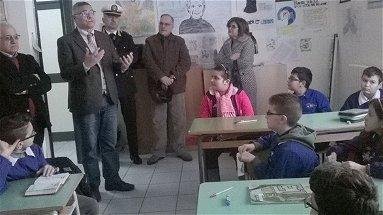 Il sindaco di Corigliano incontra gli studenti
