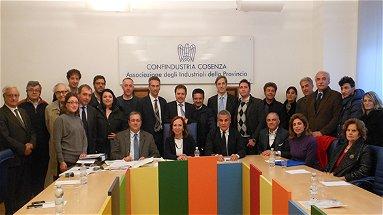 Confindustria Cosenza: costituito Kalos, consorzio di imprese calabresi