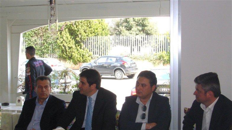 Forza Italia Corigliano, Raffaele Fitto incontra gli iscritti dell'area urbana