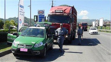 "Cfs, operazione ""Action Day"" contro i furti di rame"