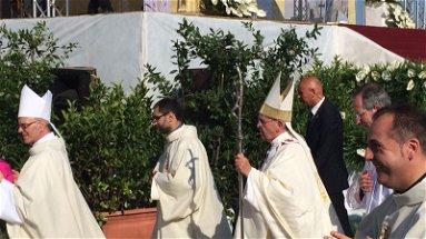 Benvenuto caro Papa Francesco