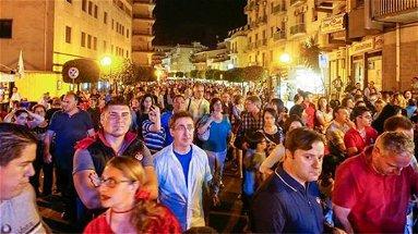 Rossano, 25mila sedotti dalla Notte di Primavera
