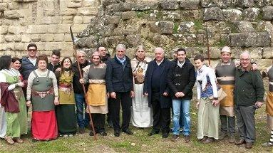 Giuseppe Graziano alla Giornata archeologica a Castiglione di Paludi: