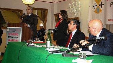 Assemblea sindaci, il progetto spiegato da Antoniotti e Geraci ad Oliverio