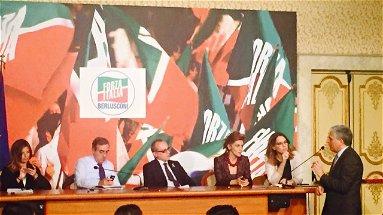 Giuseppe Graziano nella consulta nazionale di Forza Italia per la sicurezza