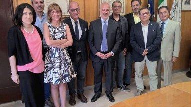 L'assessore Rossi condivide strategie di sviluppo e interventi comuni con la Camera di Cosenza