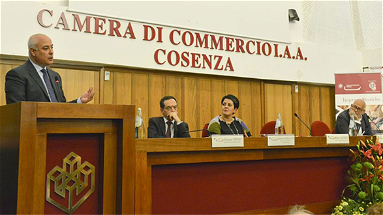 Una festa per le imprese storiche alla Camera di Commercio di Cosenza