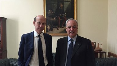 Klaus Algieri rappresenta le imprese al Parlamento europeo