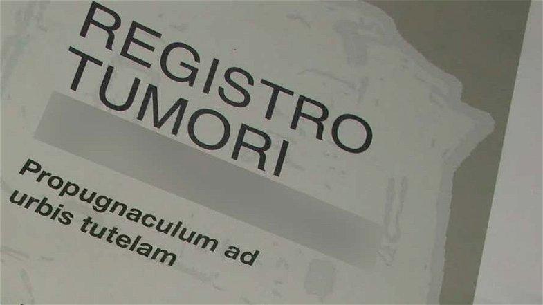 Registro tumori, coperto l'80% del territorio regionale