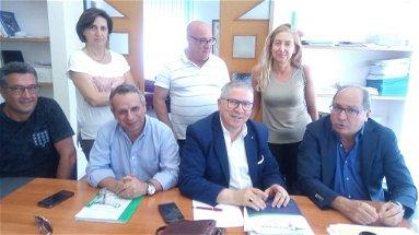 Incontro Confial e direttore generale Mauro sulla situazione dei laboratori analisi del territorio