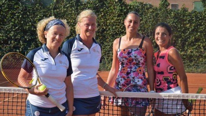 Campionati di tennis, quarto posto per i dipendenti Unical