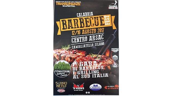 Rossano, l'azienda Montagna partner ufficiale del Barbecue Festival
