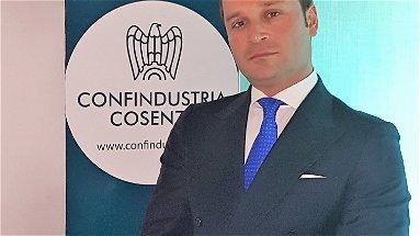 Roberto Rugna neo presidente Comitato Giovani Imprenditori Confindustria Cosenza