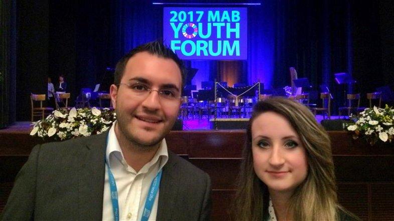Sila presente al Forum Mondiale dei Giovani MaB