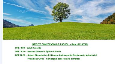 Il 21 iniziative a Villapiana e Plataci per