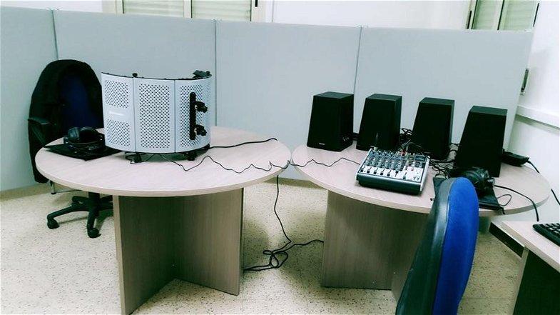 Rossano, inaugurato Atelier Creativo alla scuola Petra