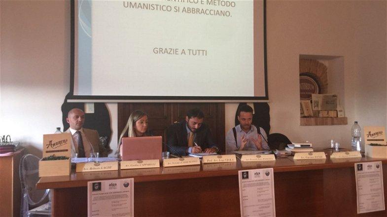 Aiga Rossano, convegno sulla certezza del diritto all'Amarelli