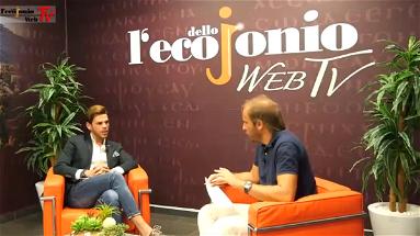 Intervista a Davide De Giorgi, attore e coach della nuova Scuola per le Arti di Scena - VIDEO -