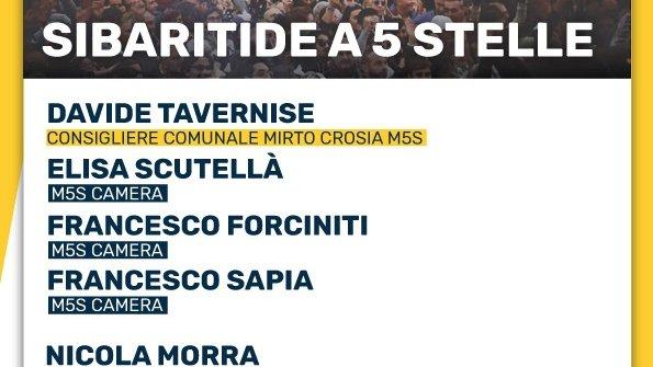 Mirto Crosia,sabato 6 ottobre,Palateatro comunale l'evento