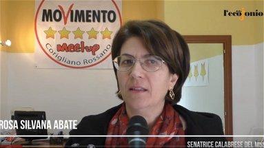 Abate: il Freccia Argento Sibari-Roma presto realtà | VIDEO