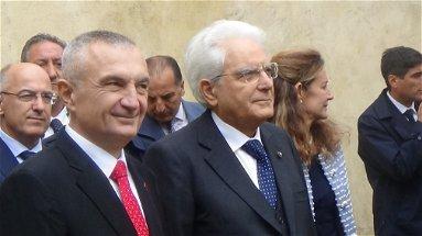 Mattarella arriva in Calabria