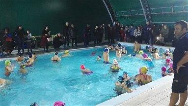 Villapiana, piscina comunale: riparte il progetto nuoto a favore dell'Ist. Comprensivo Pascoli
