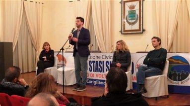 Flavio Stasi sindaco, la coalizione civica si presenta | VIDEO
