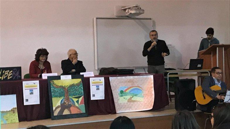 L'Alessandro Amarelli per la giornata in memoria delle vittime della mafia