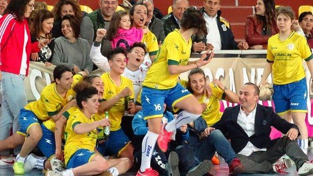 Calcio a 5, CoRos sempre più capolista: superato anche il Mirabella