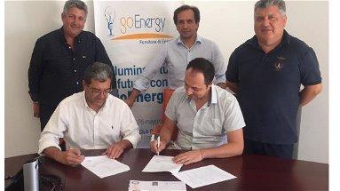 L'azienda goEnergy diventa main sponsor della Corigliano Rossano Volley