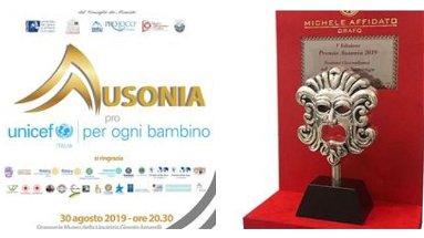 Corigliano Rossano ospita evento pro - Unicef. Il premio Ausonia per ogni bambino