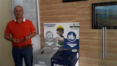Trebisacce, Ecoross consegna Ecobox negli uffici comunali. A luglio raggiunto il 70%
