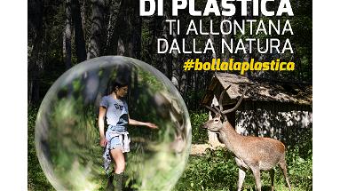 Parco Nazionale della Sila, #bollalaplastica