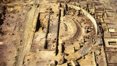 Il Parco archeologico di Sibari tra i siti europei più a rischio