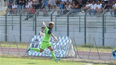 Corigliano Calcio: esordio interno in serie D da tre punti