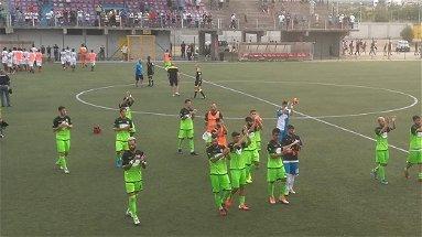 Corigliano Calcio: pari e rimpianti nell'esordio a Roccella