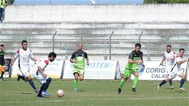 Il Corigliano Calcio atteso dalla difficile trasferta di Biancavilla
