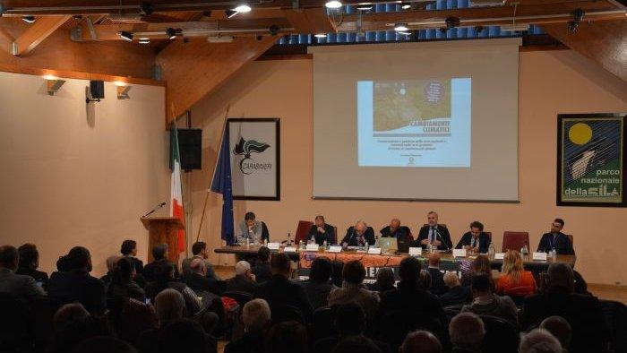 Convegno al centro Visite Cupone di Camigliatello: tutela e gestione delle risorse agroforestali del Parco Nazionale Sila