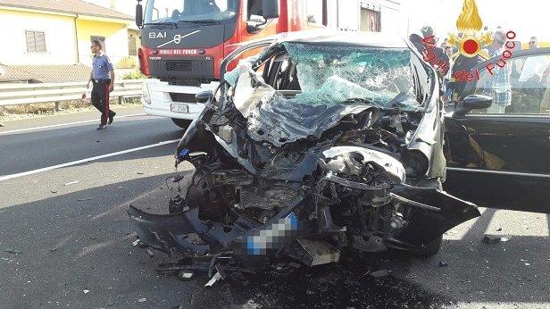 La strage sulle strade della Calabria: 127 morti nel 2018