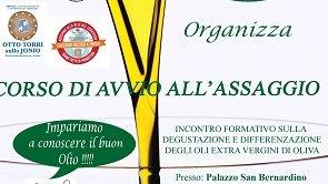 EXTRAVERGINE, CORSO ASSAGGIO A CORIGLIANO-ROSSANO